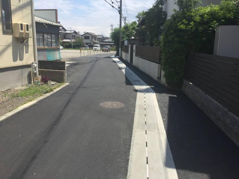 Dimpleスリット蓋/梅陰寺2号線(静岡県静岡市)